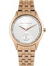 French Connection FC1272RGM Damas se levantaron reloj pulsera chapado en oro