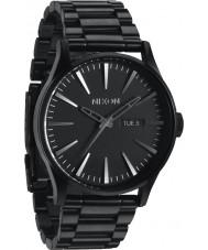 Nixon A356-001 Mens centinela ss reloj negro