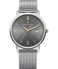Maurice Lacroix EL1118-SS002-311-1 Mens Eliros reloj de pulsera de plata de malla