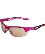 Bolle gafas de sol de color rosa v3 campos de moduladores de los pernos s