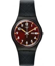 Swatch GB753 reloj rojo señor - Original Gent