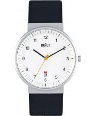 Braun BN0032WHBKG Mens todo el reloj negro blanco