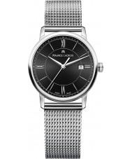 Maurice Lacroix EL1094-SS002-310-2 Damas Eliros reloj de plata brazalete de acero
