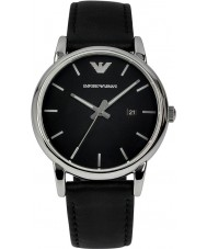 Emporio Armani AR1692 Reloj para hombre negro clásico