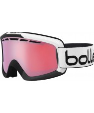 Bolle 21472 gafas de esquí arma vermillon - negro y gris mate Nova II