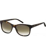 Tommy Hilfiger º 1985 gafas de carey 086 db