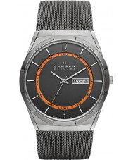 Skagen SKW6007 Mens Aktiv reloj de malla gris