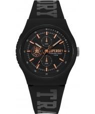 Superdry SYG188BRG Reloj urbano para hombre