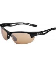 Bolle gafas de sol v3 golf modulador negro del perno s