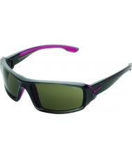 Cebe Excursión gafas de sol de color rosa brillante antracita
