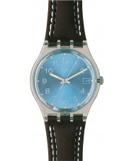 Swatch GM415 Original Gent - reloj azul choco