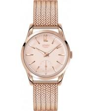 Henry London HL30-UM-0164 Damas pálido shoreditch reloj de oro rosa