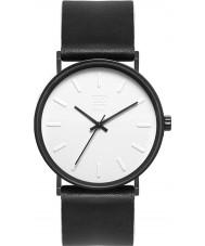 Zoom ZM-3811M-2501 Salón reloj negro blanco