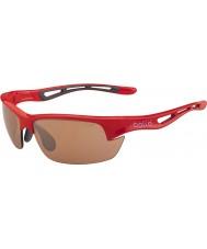 Bolle Pernos s brillantes gafas de sol v3 golf modulador roja