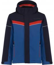 Dare2b Los niños mentorearon la chaqueta azul de oxford