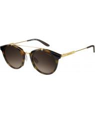 Carrera Para hombre del carrera 126-s SCN gafas de sol de oro ha habana