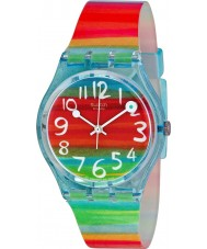 Swatch GS124 Original Gent - colorear el reloj cielo