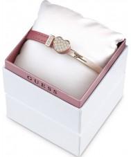 Guess UBS91311 Conjunto de caja de pulsera elegante de color de las señoras