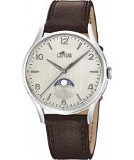 Lotus L18427-1 Reloj para hombres
