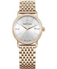 Maurice Lacroix EL1094-PVPD6-112-1 Eliros damas chapado en oro reloj pulsera