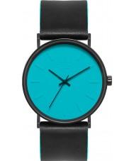 Zoom ZM-3811M-2503 reloj negro azul Salón