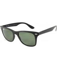 RayBan Rb4195 52 caminante liteforce mate 601s9a negro gafas de sol polarizadas