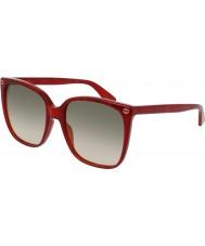 Gucci Señoras gg0022s 006 gafas de sol