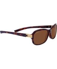 Serengeti 8429 gafas de sol Isola con carey