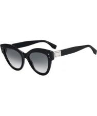 Fendi Ladies ff0266 s 807 9o 52 gafas de sol peekaboo