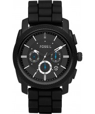 Fossil FS4487 Para hombre máquina de reloj cronógrafo negro