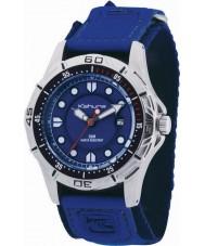 Kahuna K5V-0001G Reloj para hombre con velcro azul