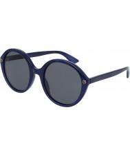 Gucci Señoras gg0023s 004 gafas de sol