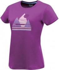 Dare2b Señoras ruptura de rendimiento púrpura camiseta