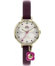 Orla Kiely OK2186 Reloj de hiedra para mujer