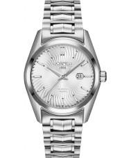 Roamer 203844-41-15-20 Damas Searock reloj de pulsera de acero de plata