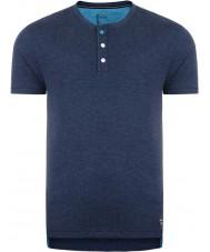 Dare2b DMT326-0D750-S botón para hombre hasta chaquetón margas camiseta - tamaño s