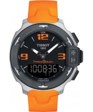 Tissot T0814201705702 Reloj táctil para hombres t-race