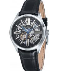 Thomas Earnshaw ES-8037-01 Mens armagh reloj de la correa de piel de cocodrilo negro
