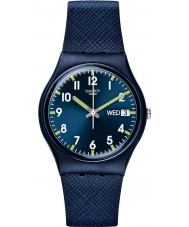 Swatch GN718 Original Gent - Sir reloj azul