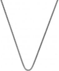 Emozioni CH028 cadena de plata esterlina palomitas 18 ''