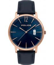 Police 15307JSR-03 Reloj de virtud masculino