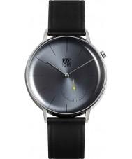 Zoom ZM-3846M-2503 Reloj para hombre negro azul puro