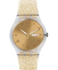 Swatch SUOK704 New Gent - reloj de oro de la chispa