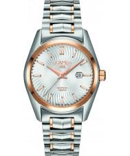 Roamer 203844-49-05-20 Damas Searock reloj de pulsera de acero de dos tonos
