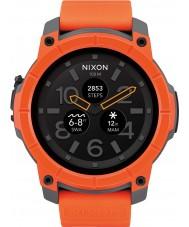 Nixon A1167-2658 Reloj de la misión de los hombres