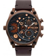 Police 15381JSBZ-12 Reloj de vigor masculino