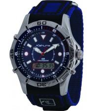 Kahuna K5V-0005G Reloj para hombre con velcro azul