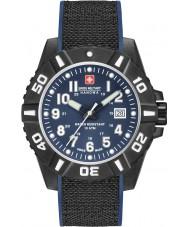 Swiss Military 6-4309-17-003 Reloj de carbono negro para hombre