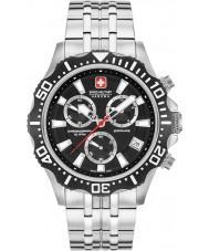 Swiss Military 6-5305-04-007 Reloj de la patrulla del Mens