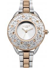 Lipsy LP476 Señoras de dos tonos reloj de pulsera de la aleación